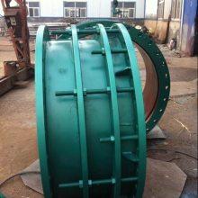 供应DN2000 PN1.6(B2F)碳钢双法兰伸缩接头 管道伸缩节厂家【润宏】