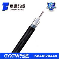 平行钢线加铠光缆 GYXTW-4B1 中心束管式光缆 单模架空 架空 管道