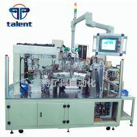 TLD在线式自动焊锡机 线路板电源马达焊接机器人