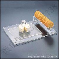 零食托盘,冷饮托盘。餐饮小吃放置托盘。薯条南瓜饼冷却放置盘