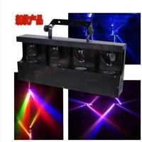 豪彩舞台灯光LED四头扫描光束灯 LED四头扫描灯 LED四头光束灯光头灯