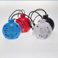 厂家批发礼品音箱L-100直插手机音响 MP3迷你小礼品音箱
