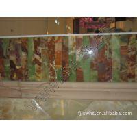 福建立石公司供应天然中东伊朗玉石背景墙马赛克 复合瓷砖地面