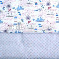 批发供应 儿童床上用品布料 卡通纯棉斜纹宝宝棉布1.6门幅宽