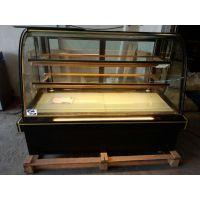 咖啡餐饮连锁制冷设备 大理石冷藏柜 雅绅宝蛋糕柜 金城蛋糕柜制冷价格 面包保鲜柜