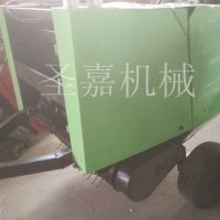 高效农业机械全自动 打捆机 秸秆捡拾打捆机曲阜圣嘉专供