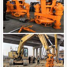 工地抽浆泵-挖机清淤泵-泥沙泵