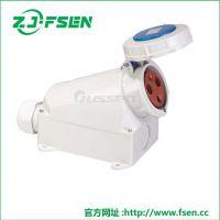 富森供应SCHUKO插座 低压工业插头 户外防水插头 欧标插头FS3502