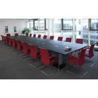 办公家具实木会议桌、大兴实木会议桌、厂家直销(已认证)