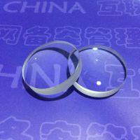 南阳市晶亮光电直销光学vrK9镜片,来图来样加工定制胶合透镜