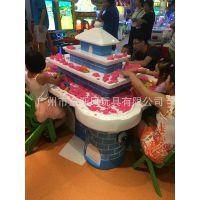 童乐风海绵儿童室内手工娱乐桌DIY手工制作游艺设备亲子互动游戏乐园设备