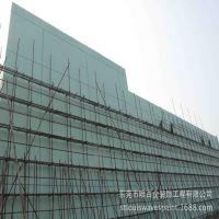 唯百企厂房外墙新做油漆工程 安全 环保节能