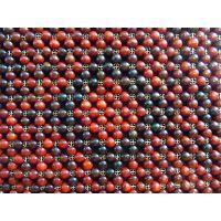 进口红黑酸枝木珠,无漆无蜡,自然抛光打磨,保证百分百