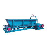 【厂家直销】供料机|压球机设备配套|箱式供料机|豫矿型煤机械