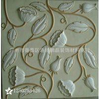 厂家直销 复古雕刻背景墙砖 树脂图案墙砖