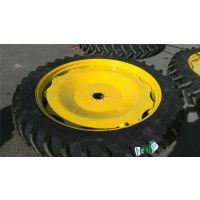 【低价销售】正品三包 贵州前进农用轮胎 12.4-54 带钢圈