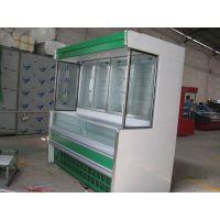 子母柜超市风幕冷柜冷藏展示柜冷冻柜卧式冰柜保鲜柜