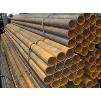 焊管,钢板经过卷曲成型后焊接制成的钢管,生产工艺简单