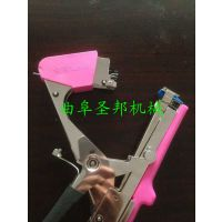 圣邦多用新款高效绑蔓器 手动专业葡萄捆扎绑枝机
