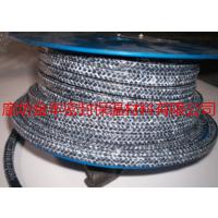 专业生产碳素纤维盘根 浸四氟液 高碳纤维盘根