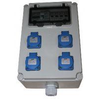 富森供应pz30配电箱、电源直通箱、组合插座箱、电源检修箱.