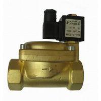 供应上海环耀0927400黄铜二位二通膜片电磁阀