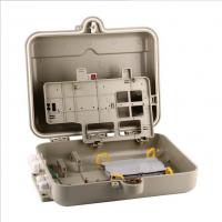 仿SMC款1分32分纤分光箱 光纤分纤箱 配线箱 分光箱 厂家批发