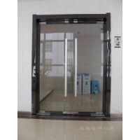 供应天津河北区安装地弹簧 河北区玻璃门安装哪家好