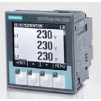 西门子多功能电能表PAC3200