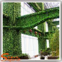 高档人造植物墙 仿真植物墙做法 建筑物垂直绿化墙厂家定做