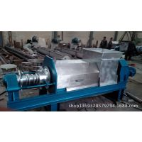 低价出售芦荟不锈钢螺旋压榨脱水机用途广泛
