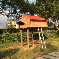 自驾游利器,野营车顶帐篷(齐鲁帐篷厂家生产)质量保证