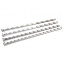金聚进 粗12mm 304不锈钢外六角螺丝/DIN933外六角螺钉/螺栓 M12*20-200