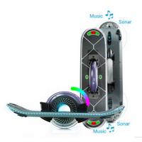 新款私模电动旋风独轮车 扭扭平衡车 电动滑板车代步车 漂移车