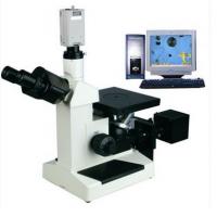 供应优质金相4XC三目倒置显微镜电脑型 放大镜 免费培训 终身维护