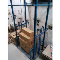 中山横栏液压货梯升降机设备