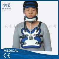 铭瑞 热销可调式小儿斜颈固定器 儿童颈椎损伤上胸椎骨折术后康复防护