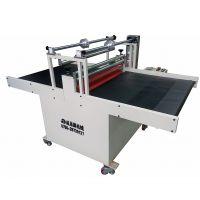 深圳输送带覆膜机厂家供应信息/自动送料覆膜机 带收料功能