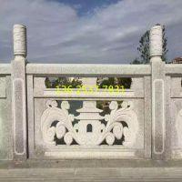 河道石材栏杆 浮雕镂空栏杆多少钱一米