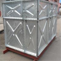 厂家直销不锈钢水箱,箱泵一体化,地埋式水箱,组合式保温水箱,不锈钢模压块