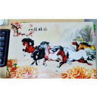 南昌瓷砖uv平板彩绘机