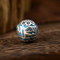 手串项链配件珠子 时尚异域风彩色散珠 DIY饰品配件散珠厂家批发