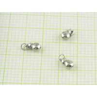DIY宝石转运珠配件加工生产批发 珠宝首饰来图来样加工定制工厂