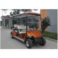 高尔夫球观光车 电动6座观光车 经典款景区楼盘景区接待车