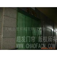 广州超发PVC防尘透明软门帘 挡风门帘 空调隔热风门帘 冷气门帘