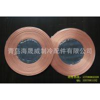 优质空调制冷配件专用铜管 R410A蚊香盘管 服务一流