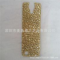 供应亚克力背胶贴纸 压克力水晶手机贴纸深圳贴钻加工厂