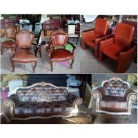 别墅欧式沙发软包餐椅换皮换面沙发加固换海绵维修翻新厂家-实木欧式-北京吉瑞斯家具厂