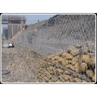 拓冠 大规模生产镀锌铅丝石笼,铅丝笼网箱,铅丝石笼护岸墙