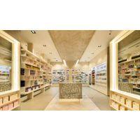 从化妆品展柜设计看化妆品店面的盈利能力